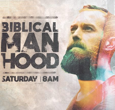 Men's Breakfast - Biblical Manhood